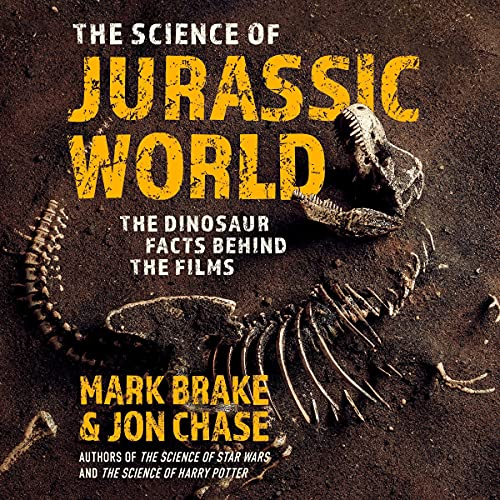 The Science of Jurassic World cover art