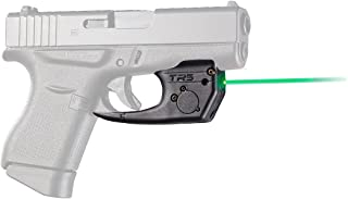 crimson trace green laser for glock 43