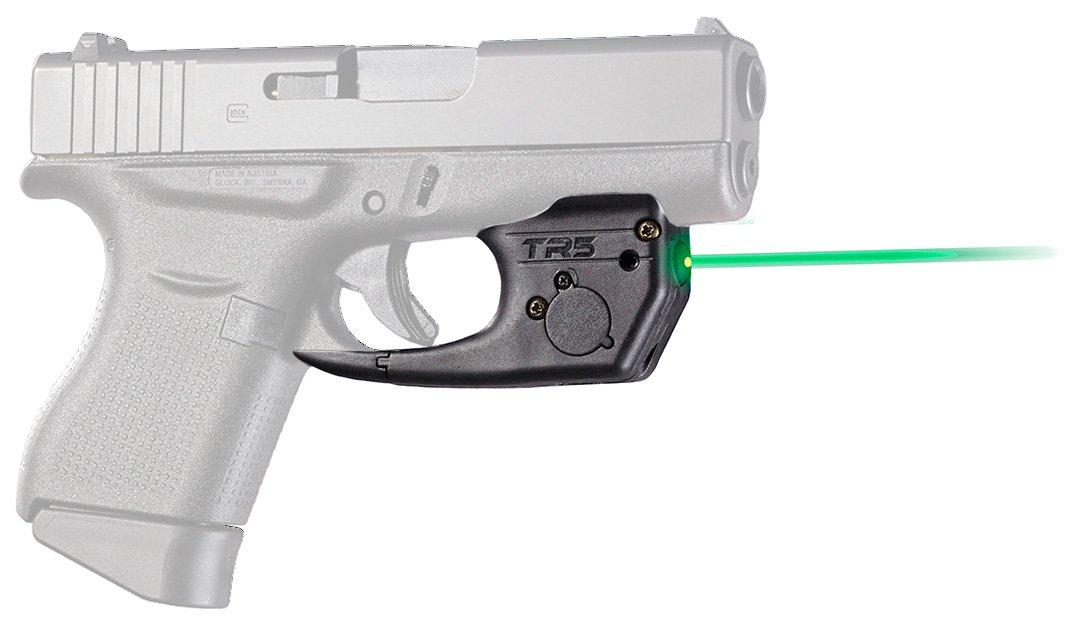 ArmaLaser Glock Super Bright Green Activation