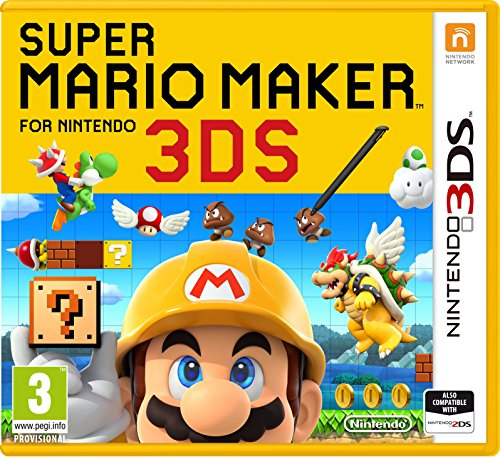 Nintendo Super Mario Maker 3DS