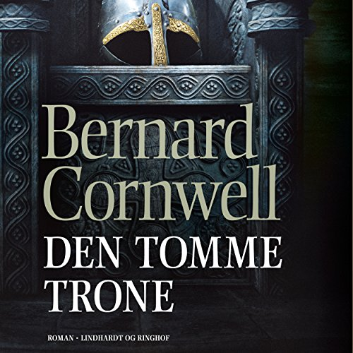 Den tomme trone audiobook cover art