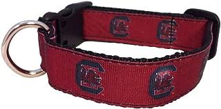usc gamecock dog collar