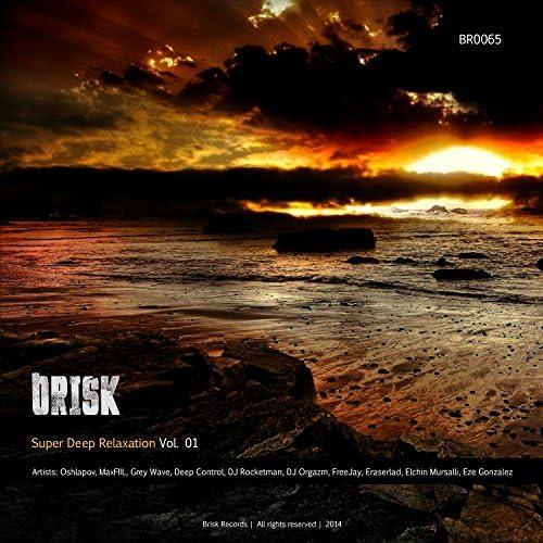 Oshlapov, Maxfiil, Grey Wave, Deep Control, DJ Rocketman, DJ Orgazm, FreeJay, Eraserlad, Elchin Mursalli & Eze Gonzalez