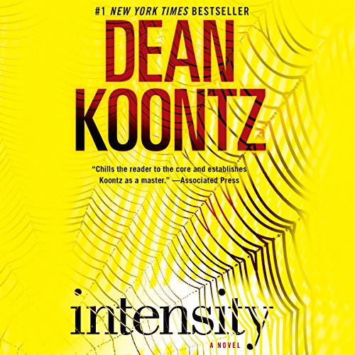 Intensity audiobook cover art
