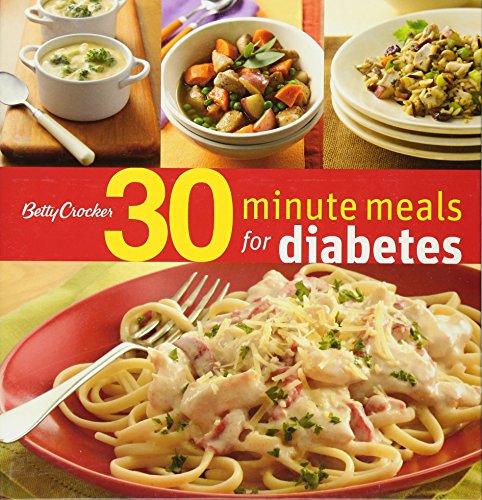 Betty Crocker 30-Minute Meals for Diabetes (Betty Crocker Books)
