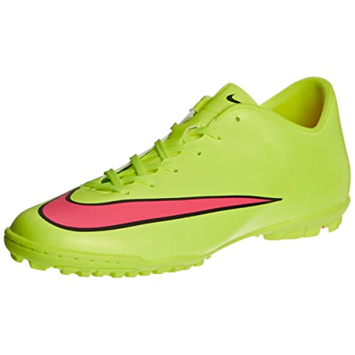 buy popular 06159 d752e Nike Men s Mercurial Victory V Turf Soccer Cleat