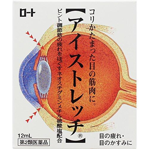 【第2類医薬品】ロートアイストレッチ 12mL