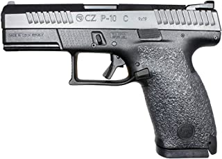 GripOn Textured Rubber Full Grip Wrap for CZ P10C