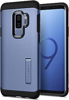 Spigen Tough Armor Designed for Samsung Galaxy S9 Plus Case (2018) – Coral Blue