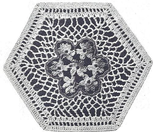 Vintage Crochet PATTERN to make San Antonio Mall All items in the store Victorian Nosegay MOTIF Block -