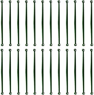 TOPBATHY 24pcs Stake Arms for Tomato Cage,Tomato Plant Cage,Tomato Garden Cages Stakes Vegetable Trellis,for Vertical Clim...