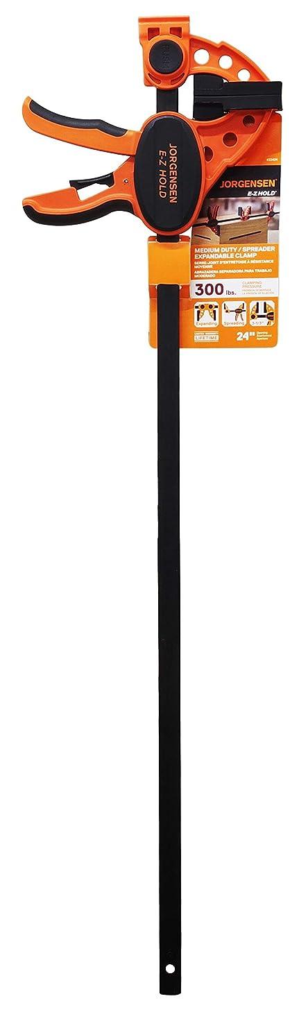 Jorgensen 33424 ISD-3 24-Inch One-Handed Clamp