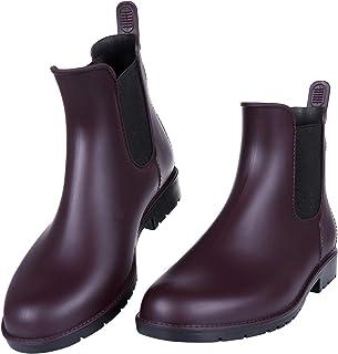 Asgard Girls Chelsea Rain Boots