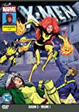 X-Men - Season 3, Volume 1 [Reino Unido] [DVD]