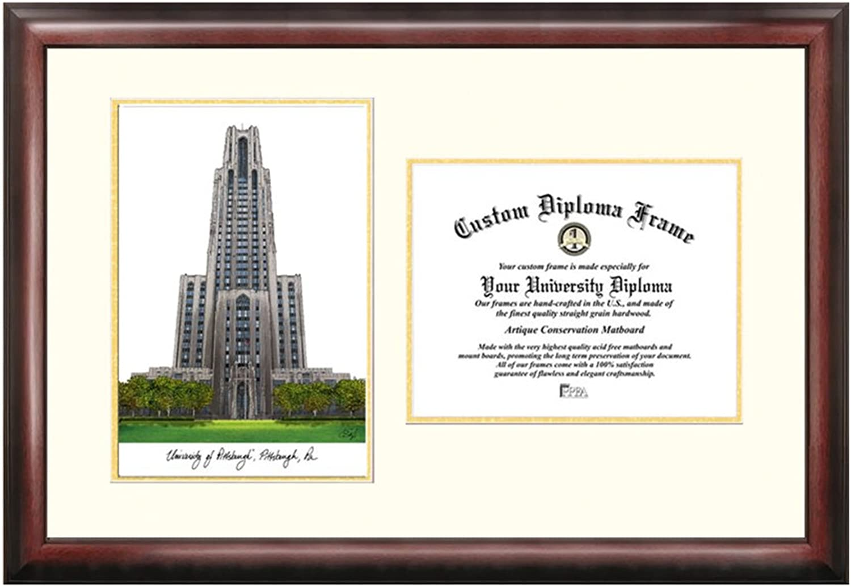 University of PittsburghScholar Diploma Frame