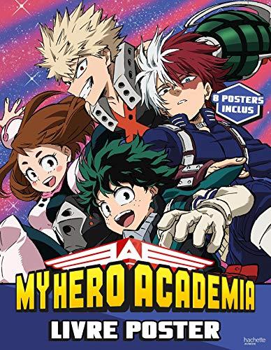 My hero academia - Livre poster