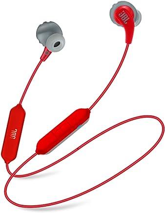 JBL Endurance Run BT Sweat Proof Wireless in-Ear Sport Headphones (Red)