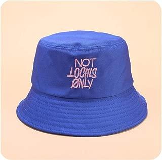 Embroidery Bucket Hat Unisex Foldable Rose Bob Cap Gorros Men Summer Caps Fishing Bucket Hat