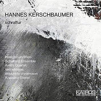 Hannes Kerschbaumer: Schraffur