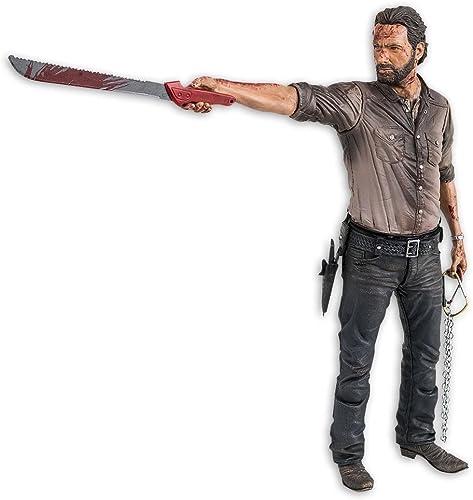 envio rapido a ti Figurine d'action The Walking Dead  Rick Rick Rick Grimes   directo de fábrica