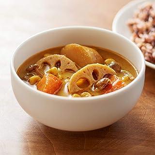 無印良品 素材を生かした 根菜のスパイシースープカレー 250g(1人前) 82143539 250グラム