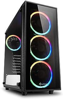Sharkoon TG4 PC Gehäuse RGB