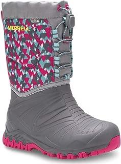 Merrell Kids' Snow Quest Lite WTRPF Boot
