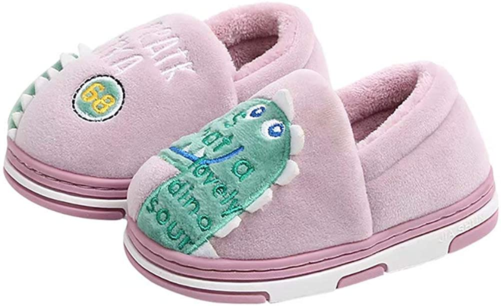 BODATU Girls Boys Warm Slippers Sli Kids El Paso Mall Indoor Household Winter Attention brand
