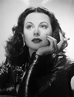 Posterazzi Hedy Lamarr 1940S Photo Poster Print (8 x 10)