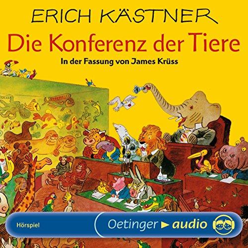 Die Konferenz der Tiere audiobook cover art
