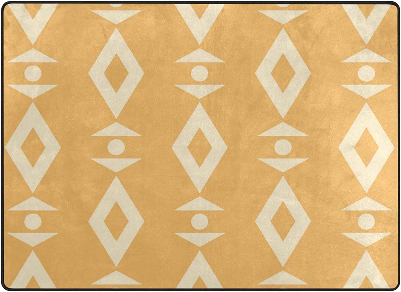 FAJRO Royal Geometry Shape Colletion Pattern Polyester Entry Way Doormat Area Rug Multipattern Door Mat Floor Mats shoes Scraper Home Dec Anti-Slip Indoor Outdoor