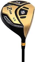 MAZEL Titanium Golf Driver for Men,Right Handed,460CC