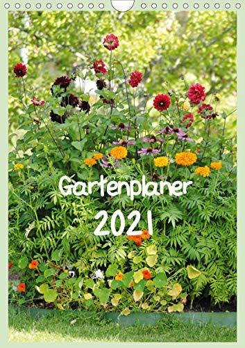 Gartenplaner (Wandkalender 2021 DIN A4 hoch): mein kleiner Garten (Planer, 14 Seiten ) (CALVENDO Hobbys)
