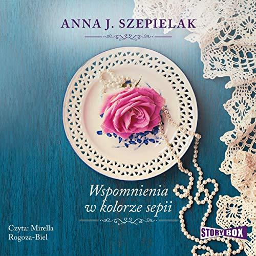 Diseño de la portada del título Wspomnienia w kolorze sepii