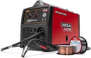 Lincoln Electric Power MIG® 180 DUAL MIG Welder K3018-2