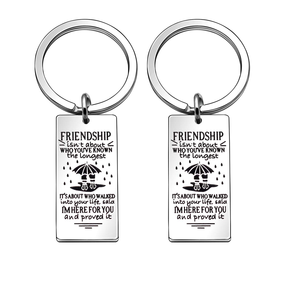2pcs Best Friends Keyrings For Women Men Best Friend Gifts Birthday Gifts Christmas Gifts Buy Online In Burkina Faso Missing Category Value Products In Burkina Faso See Prices Reviews
