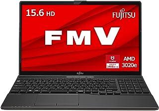 【公式】 富士通 ノートパソコン FMV LIFEBOOK AHシリーズ WAB/E3 (Windows 10 Home/15.6型ワイド液晶/AMD 3020e/4GBメモリ/約256GB SSD/スーパーマルチドライブ/Officeなし/ブ...