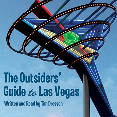 The Outsiders' Guide to Las Vegas audiobook cover art