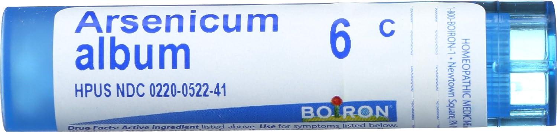 Boiron - Arsenicum Album 6c 80 In a popularity pellets Luxury goods