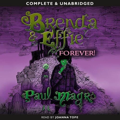 Brenda and Effie Forever! cover art