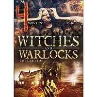 4-MOVIE WITCHES & WARLOCKS