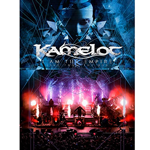 Kamelot: I am the Empire-Live from the 013 (CD) (Audio CD (Live))