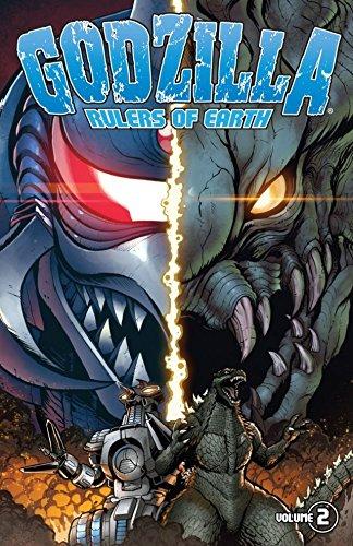 Godzilla: Rulers of Earth Vol. 2 (Godzilla - Rulers Of Earth...