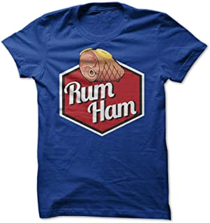 Rum Ham - Funny T-Shirt - Made On Demand in USA