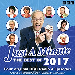 Just a Minute: Best of 2017 cover art