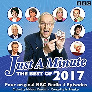 Just A Minute - The Best Of 2017