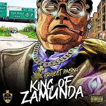 King of Zamunda (feat. Project Pacino)