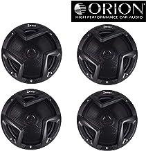 """$39 » Two Pair 4 Speakers Orion ZT65SL COAXIAL Speaker 6.5"""" 2-Way 300 Watt 4 ohm Car Audio Car Stereo 2 Pair 4 Speaker Slim Speaker Two Pairs 4 Speakers"""