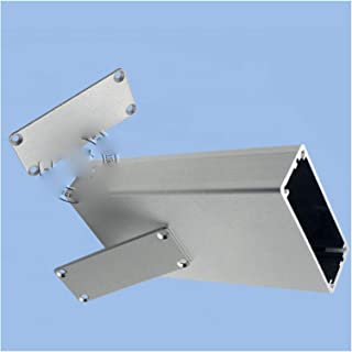 CHENZHIYU CZYU 110x57x24mm Aluminum Enclosure PCB Shell Cooling Box Case DIY Instrument