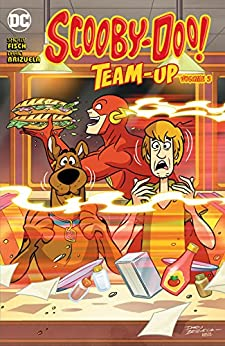 Scooby-Doo Team-Up (2013-) Vol. 3 by [Sholly Fisch, Dario Brizuela]
